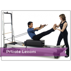 Private Pilates Sessions (1 session with apprentice)